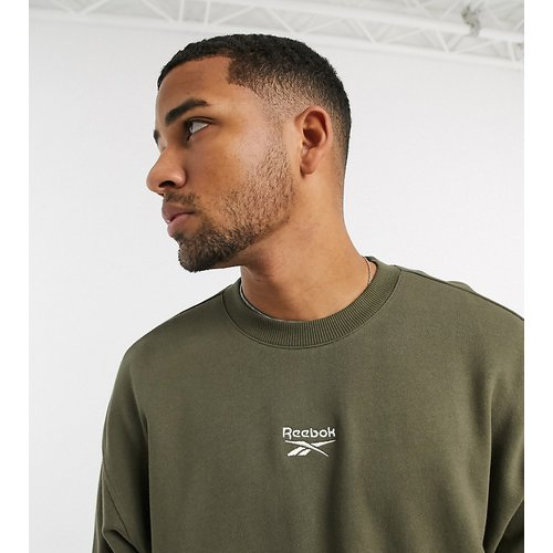 Classics - Sweat-shirt avec logo central - - Exclusivité ASOS - Reebok - Modalova