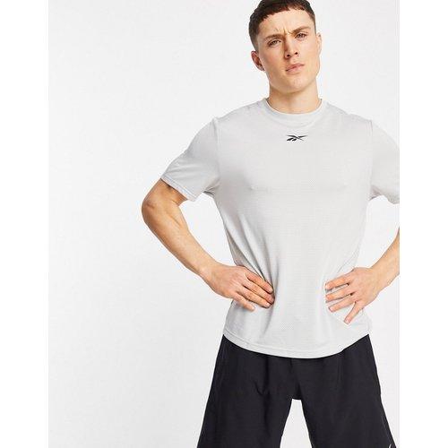 Training - T-shirt en maille chinée - Reebok - Modalova