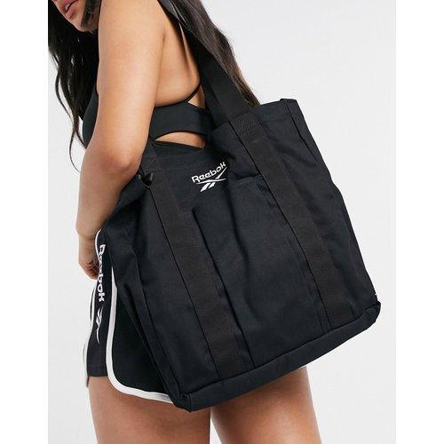 Training tote bag in black - Reebok - Modalova