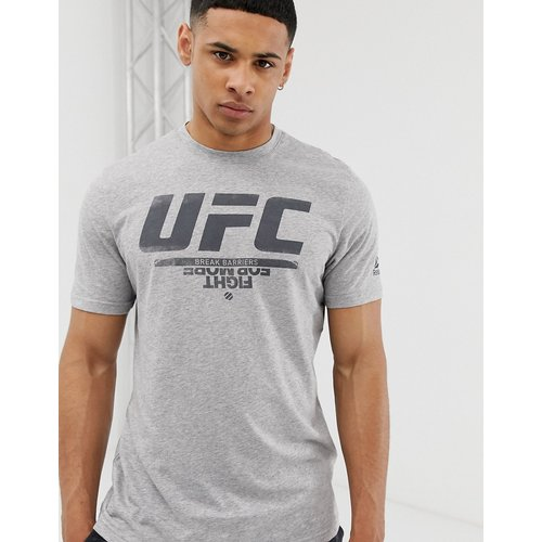 UFC - T-shirt avec logo - Reebok - Modalova