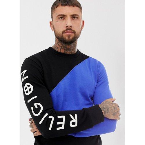 Sweat-shirt color block - Religion - Modalova