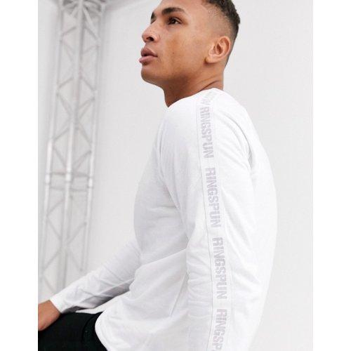 T-shirt à manches longues avec bandes - Ringspun - Modalova