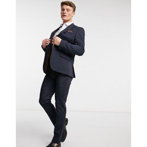 Pantalon de costume ajusté - Bleu - River Island - Modalova