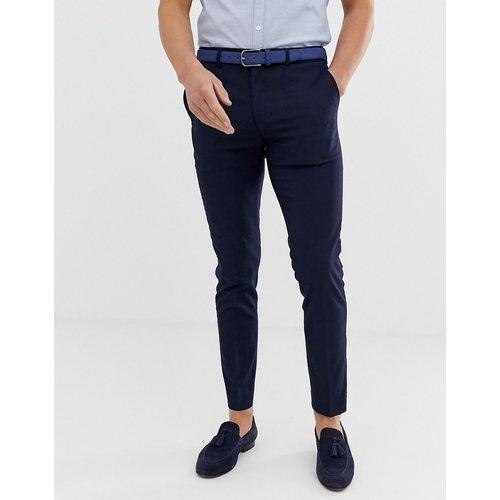 Pantalon skinny habillé - Bleu marine - River Island - Modalova
