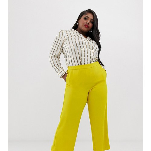 Pantalon large - River Island Plus - Modalova
