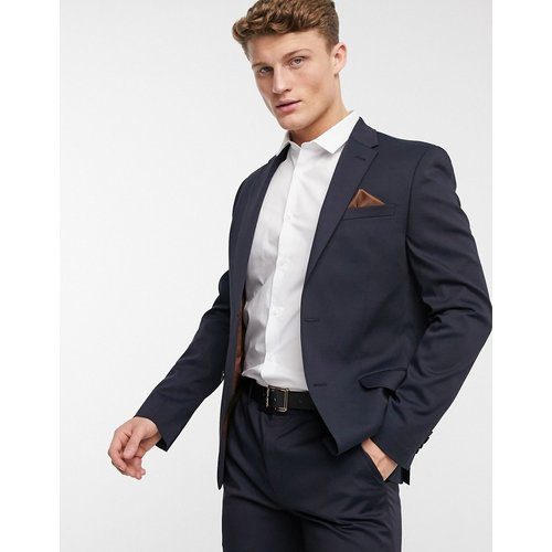 Veste de costume ajustée - Bleu - River Island - Modalova