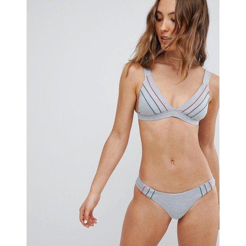 Pipeline - Bas de bikini audacieux - chiné - RVCA - Modalova
