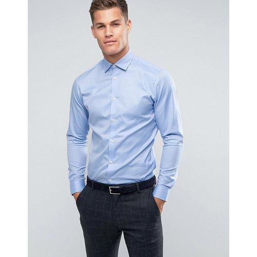 Chemise habillée ajustée facile à repasser - clair - Selected Homme - Modalova