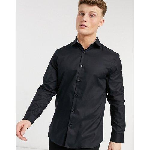 Chemise habillée coupe slim facile à repasser - Selected Homme - Modalova