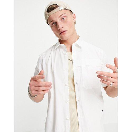 Chemise oversize avec poche moderne - Selected Homme - Modalova