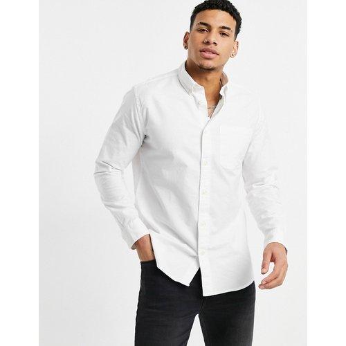 Chemise Oxford - Blanc - Selected Homme - Modalova
