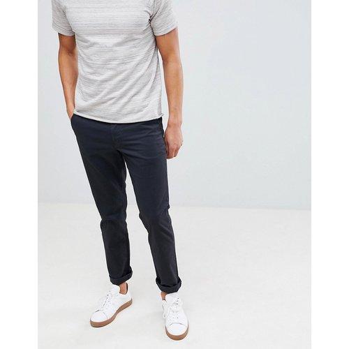 Pantalon chino stretch droit - Selected Homme - Modalova