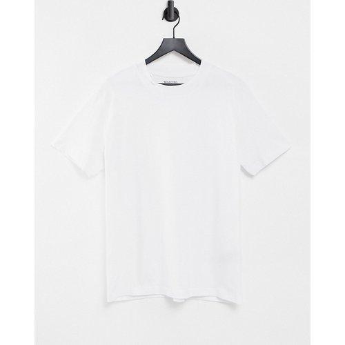 T-shirt décontracté en coton épais - Selected Homme - Modalova