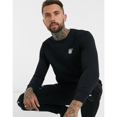 Sweat-shirt ras du cou - SikSilk - Modalova