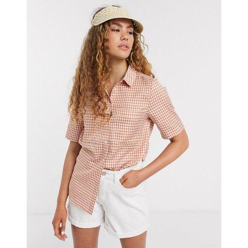 Chemise à carreaux - Soaked in Luxury - Modalova