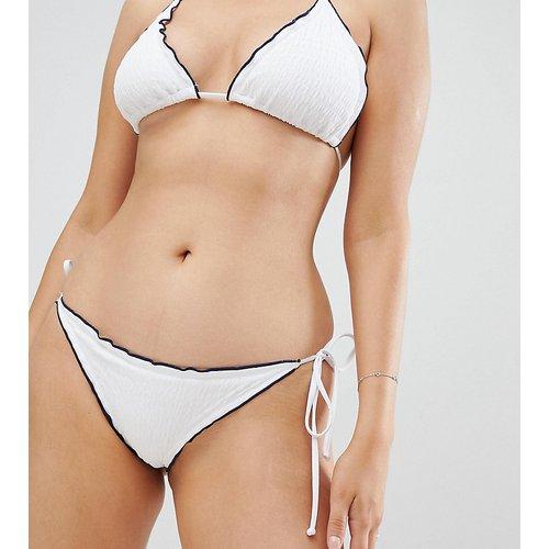 Mix And Match - Bas de bikini volanté - South Beach - Modalova