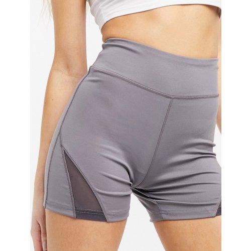 Short legging de sport - Gris - South Beach - Modalova