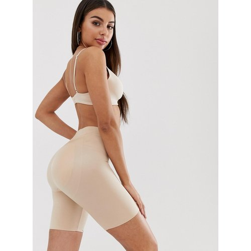 Suit Your Fancy Butt Enhancer - Short gainant glamour - Naturel - Spanx - Modalova