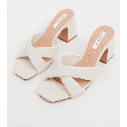 Sandales à talons - Stradivarius - Modalova