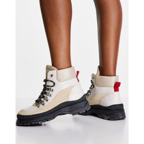 Allicia - Chaussures style randonnée - Taupe - Ted Baker - Modalova