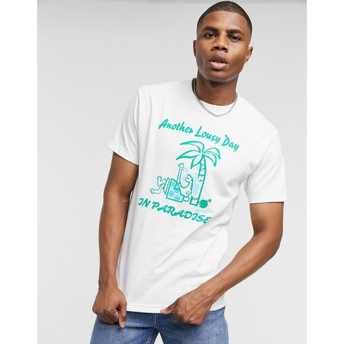 Bum - T-shirt à imprimé sur le devant - The Hundreds - Modalova
