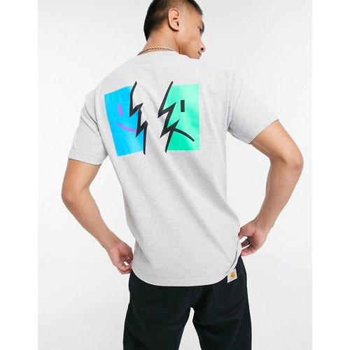 Symptoms - T-shirt avec imprimé au dos - The Hundreds - Modalova