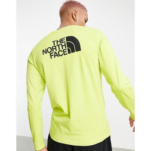 Easy - T-shirt à manches longues - The North Face - Modalova
