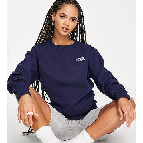 Essential - Sweat-shirt - Bleu - Exclusivité ASOS - The North Face - Modalova