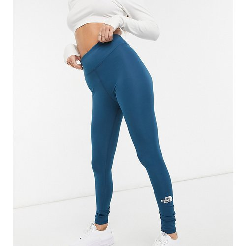 Exclusivité ASOS - Legging taille haute - Bleu - The North Face - Modalova