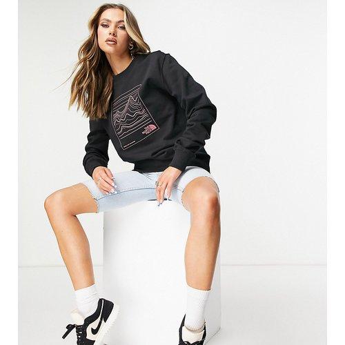 Exclusivité ASOS - Stroke Mountain - Sweat-shirt - The North Face - Modalova