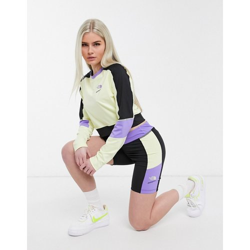 Extreme - T-shirt crop top manches longues - The North Face - Modalova