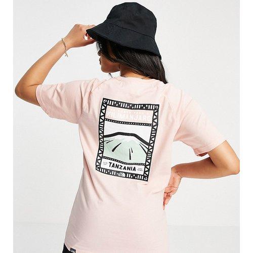 Faces - T-shirt - - Exclusivité ASOS - The North Face - Modalova