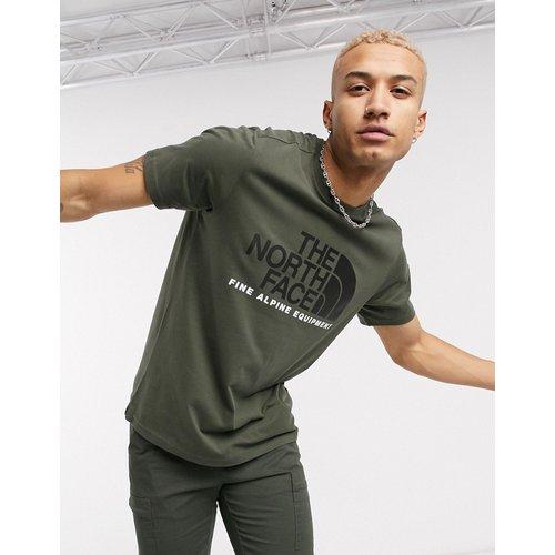 Fine Alpine 2 - T-shirt - Kaki - The North Face - Modalova