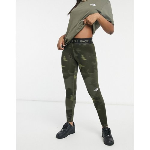 Flex - Legging taille mi-haute - Camouflage - The North Face - Modalova