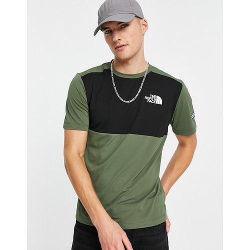 Mountain Athletic Hybrid - T-shirt - Kaki - The North Face - Modalova