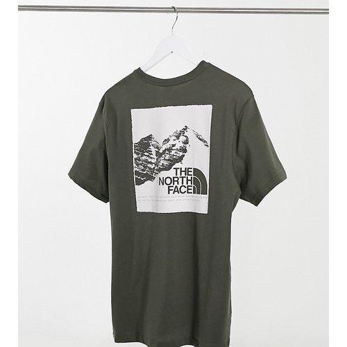 Mountain - Exclusivité ASOS - T-shirt à imprimé graphique - The North Face - Modalova