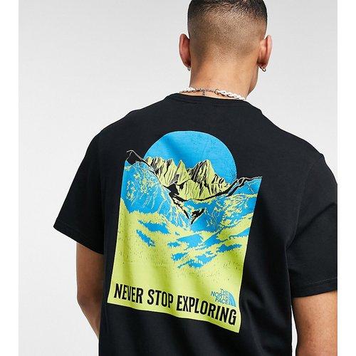 Natural Wonders - T-shirt imprimé au dos - - Exclusivité ASOS - The North Face - Modalova