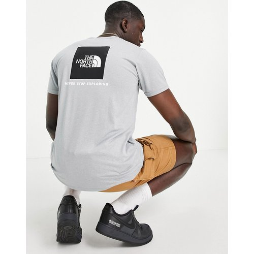 Reaxion - T-shirt à logo imprimé - The North Face - Modalova