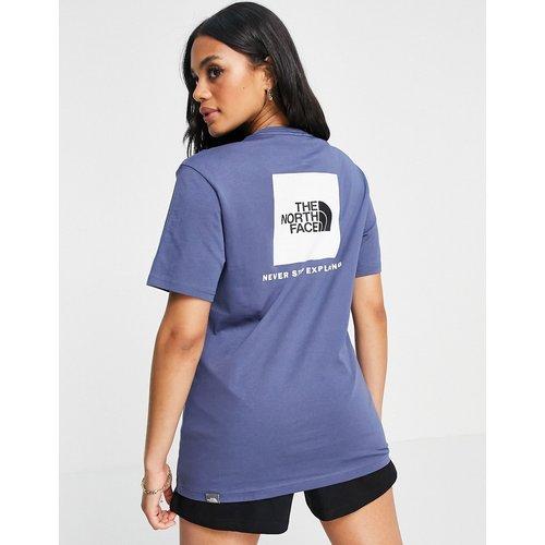 Red Box - T-shirt - Bleu - The North Face - Modalova
