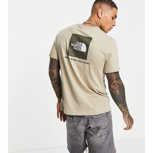 RedBox - T-shirt - Beige - Exclusivité ASOS - The North Face - Modalova
