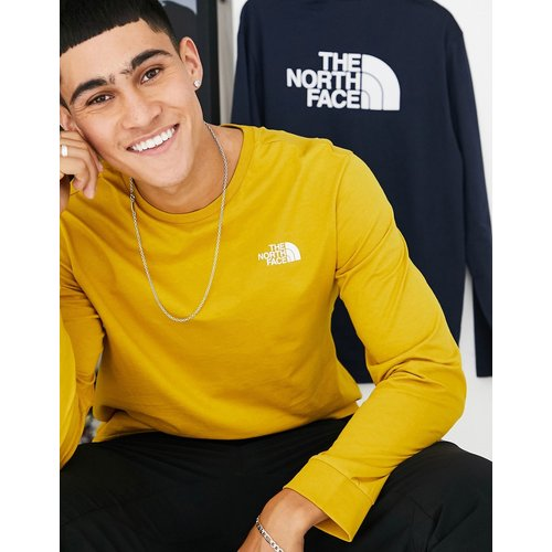 Simple Dome - T-shirt à manches longues - The North Face - Modalova