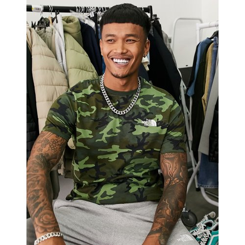 Simple Dome - T-shirt - Camouflage - The North Face - Modalova