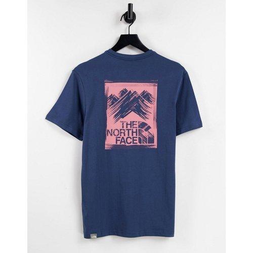 Stroke Mountain - T-shirt - - Exclusivité ASOS - The North Face - Modalova
