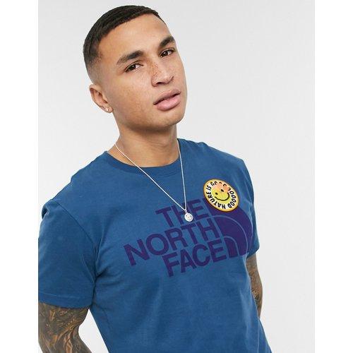 T-shirt à empiècements - The North Face - Modalova