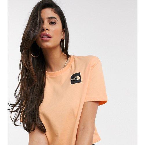 T-shirt court fin - - Exclusivité ASOS - The North Face - Modalova