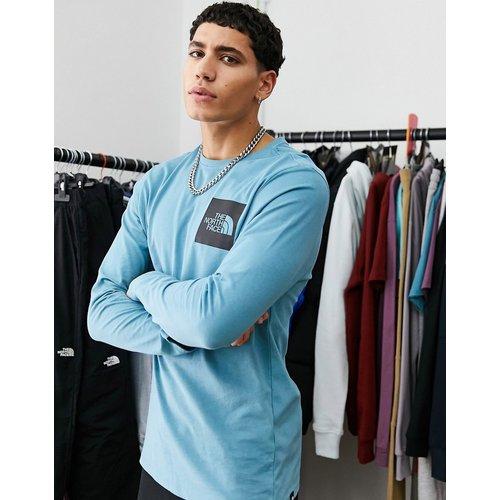 T-shirt fin à manches longues - The North Face - Modalova