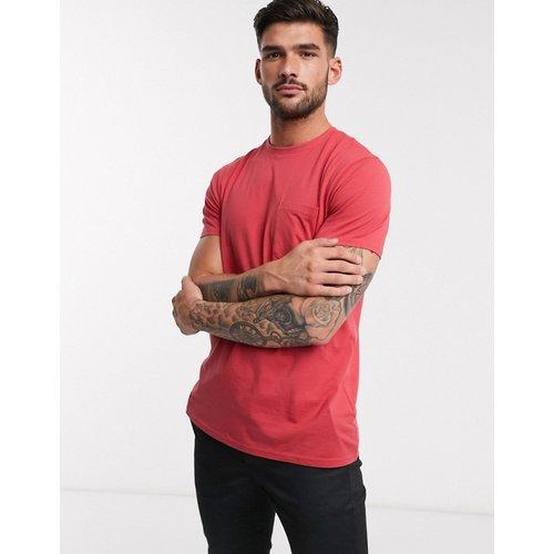 T-shirt basique à poche - Threadbare - Modalova
