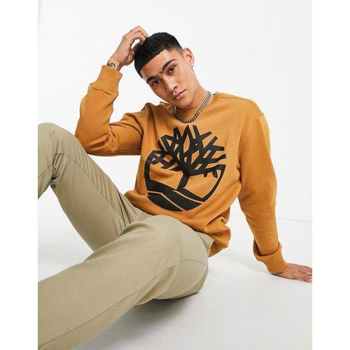Core Tree - Sweat-shirt à logo - Fauve blé - Timberland - Modalova