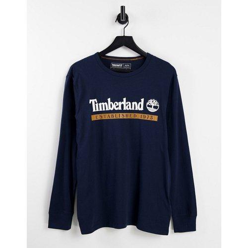 Established 1973 - T-shirt à manches longues - foncé - Timberland - Modalova