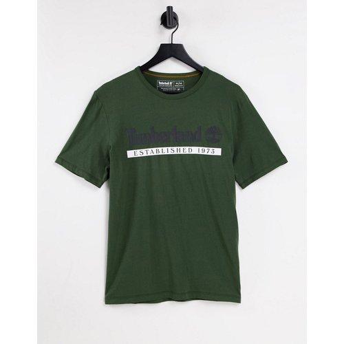 Established 1973 - T-shirt - foncé - Timberland - Modalova